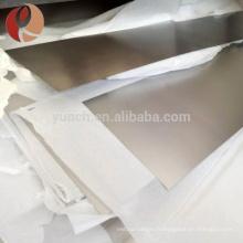 Les fabricants de tantale de la Chine pour le prix de bande de papier d'alliage de tantale
