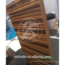 Высококачественная УФ-покрытием МДФ-плита для мебели