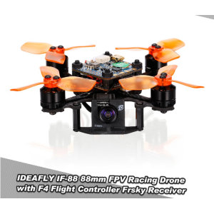 88 Brushless Drone With Frsky XM 16CH Receiver