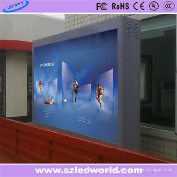 Panneau d'affichage électronique polychrome extérieur de P10 SMD3535 Digital