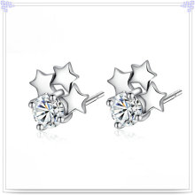 Bijoux Fashion Silver Jewelry 925 Stelring Silver Earring (SE024)
