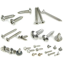 Stainless hex head nut Truss head bolt