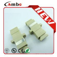 Бесплатный образец высокого качества Simplex SC Optic Fiber Adapter