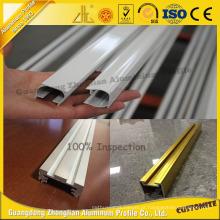 Corrimão de alumínio de venda quente 6063t5 para a decoração da mobília