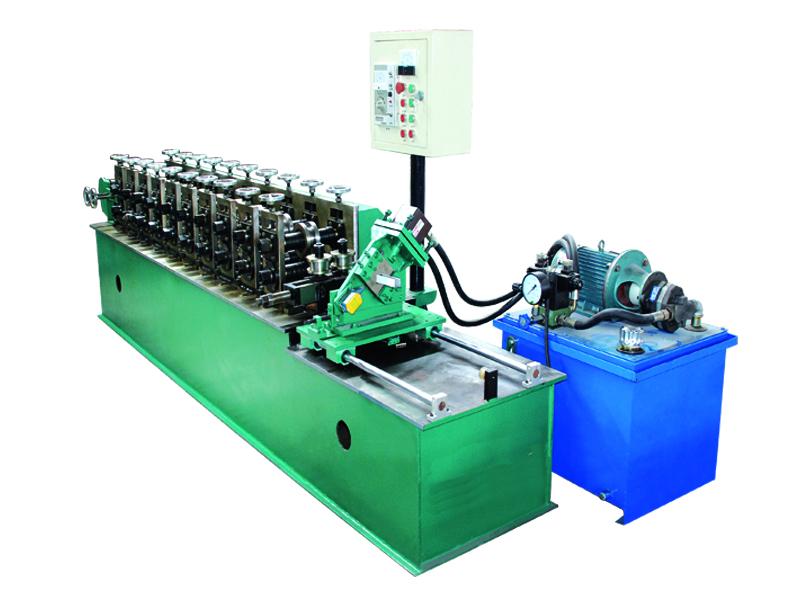 Automatic Drywall U Channel Forming Machine
