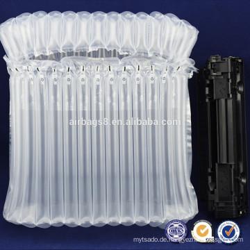 Q-Typ langlebig aufblasbare Luftkissen mit PE/PA Kissen Luft Plastikbeutel für Toner Drucker
