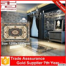 Azulejo grande de porcelana para alfombra de tamaño español