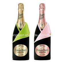New Design Shockproof Neoprene Champagne Bottle Cooler Holder
