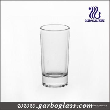 Shot Glass/Cylindrical Tumbler/Glass Mug (GB070202H-1)