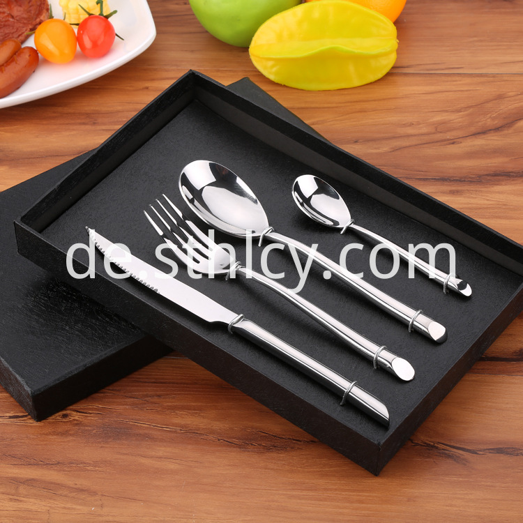 4 Piece Cutlery Sets