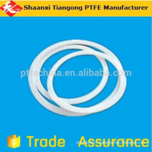 2015 Hot sale PTFE Teflon plastic O-ring with factory supplying