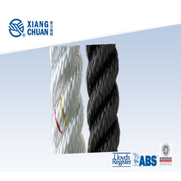 3 Strand Polypropylene and Polyester Mixed Rope