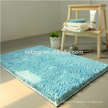 Chenille entrance antibacterial floor rug mat carpet manufactory