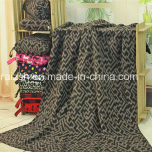 Paño grueso y suave Polar Fleece Blanket con Anti-Pilling
