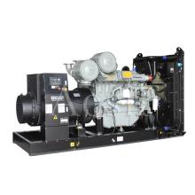 Generador insonorizado Aosif con motor Perkins y alternador sin escobillas