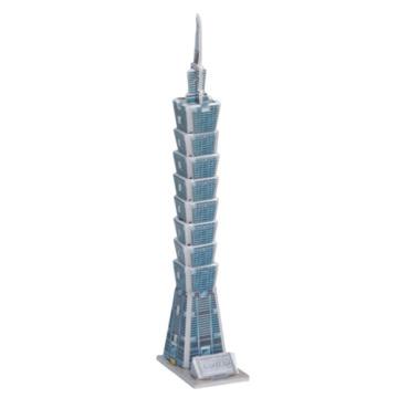 Rompecabezas de papel 3D Mini famosa arquitectura