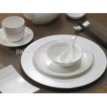 A017 High quality opal chinese restaurant dinnerware home goods dinnerware