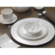 A017 High quality opal chinese restaurant dinnerware home goods dinnerware