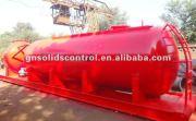 Drilling fluids tank solids control