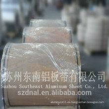 Aleación de bobina de aluminio 5052H32