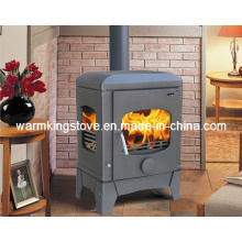 Cast Iron Wood Burning Stove (AM06-8K)