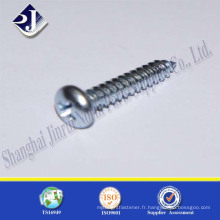 Fabriqué en Chine Cross Croisé Pan Head Screws