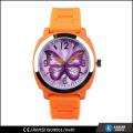 Geneva brand watch quartz watch attractive design butterfly