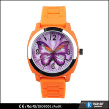 Geneva brand watch quartz watch attractive design butterfly
