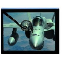 Écran tactile LCD LCD de 6,4 po en pouces