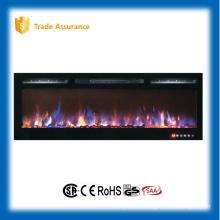 Télécommande Réchauffeur de foyer électrique à encastrer de 72 po avec écran tactile