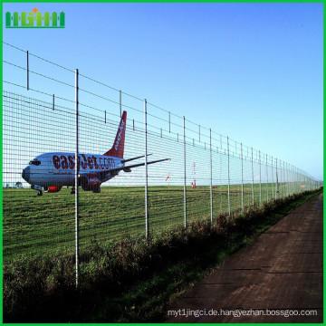 Neuer Entwurf Stacheldrahtzaun für Flughafenherstellung