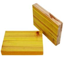 formwork 27mm 500*3000 3 ply yellow shuttering panel