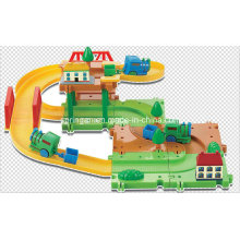 Trilhas brinquedo trens conjunto brinquedo