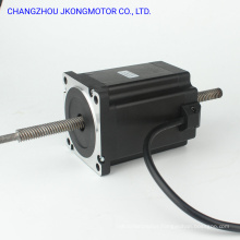 1.8 Degree 86mm Hybrid Screw Rod Stepper Motor NEMA34 6.0A High Holding Torque13n. M Linear Stepping Motor