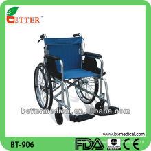 Алюминиевая инвалидная коляска