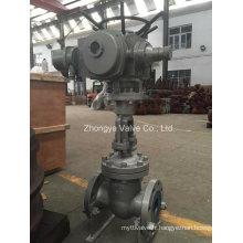 Vanne de porte de commande de moteur électrique (Z941H-DN125-10MPa)