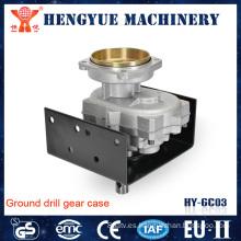 Caja de engranajes popular para motor de gasolina barrena de tierra y cortador de cepillo caliente de la venta