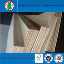 Hot Sale Poplar Core Melamine Veneer Plywood