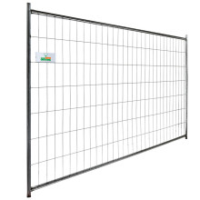 pvc coated australian standard temporary fence