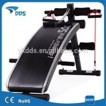 2015 Supine board folading sit up bench for fitness equipment as seen on tv