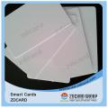 2016 Carte vierge en PVC vierge Carte plastique Carte d'identité VIP