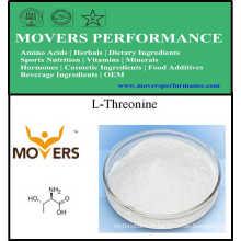 Ventes chaudes Acides aminés Haute qualité L-Threonine