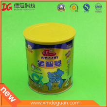 Customized Bottled Milk Powder 401 # Plastic Lid