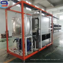 Sistema integrado de refrigeración por agua