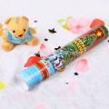 High Quality No Firework Christmas Decoration Confetti Cannon Festive Party Popper with Snowflake