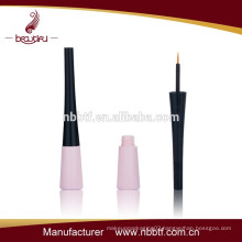 Charming Round Custom Slim Plastic Eyeliner Bottle