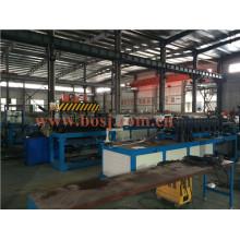 Sistema HVAC Alumínio Mecânico Direção Ooposed Lâmina Air Volume Damper Diffuser Roll Formando Máquina Vietnã