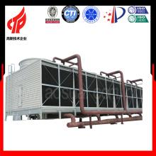 Torre de enfriamiento de flujo rectangular de agua de alta eficiencia 800T