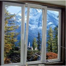 Fenêtre d'auvent en aluminium avec la norme australienne