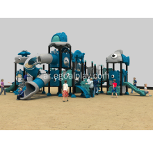 Outdoor Imagination Playground Equipment